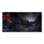 Магнитная картина Spider-man